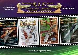 RIF Magazine Media Kit 2013