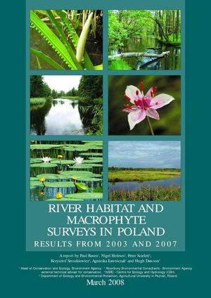 River Habitat Survey Poland