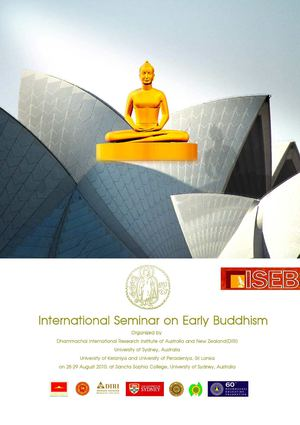 International Seminar on Early Buddhism 2010