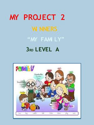 My project 2 -3rd A