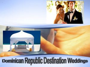 Dominican Republic Destination Weddings