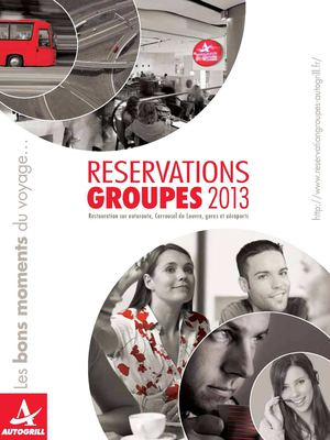 AUTOGRILL BROCHURE GROUPS SERVICE 2013