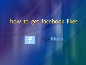 how  to  get  facebook  likes