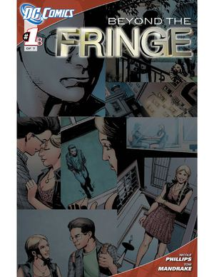 beyond the fringe #1 B in ITALIANO