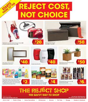 The Reject Shop - February 2013
