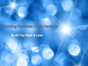 Wedding Services Coffs Harbour