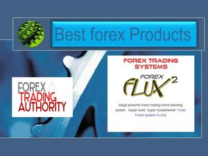 Best forex Products