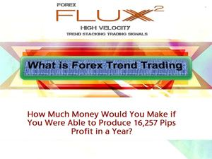 What is Forex Trend Trading