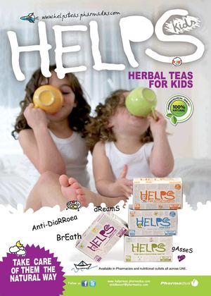 Helps teas for kids quality Pharmadus