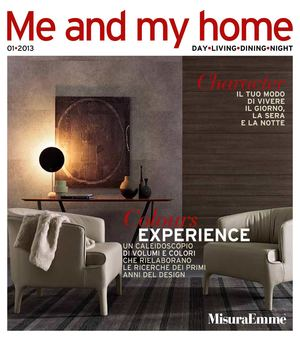 Me and my Home nr.1 - MisuraEmme Catalogue