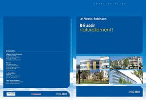 Implanter son entreprise au Plessis-Robinson
