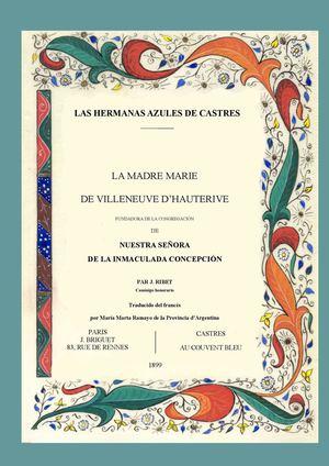Calaméo - Sor Marie de Villeneuve d\'Hauterive