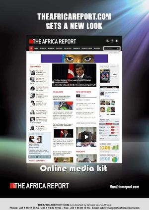 The Africa Report - Website advertising rates