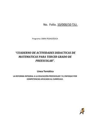 Calaméo - Cuaderno de actividades didácticas de matemáticas para ...