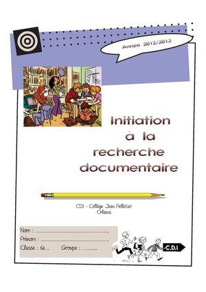 Calameo Livret Ird 6e College Jean Pelletier 2012 2013