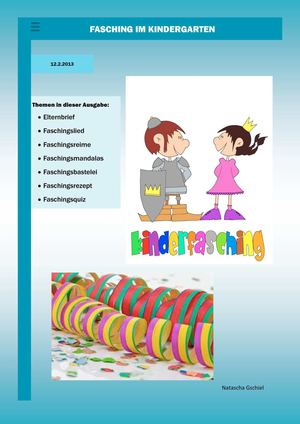 Calaméo Kindergartenzeitung