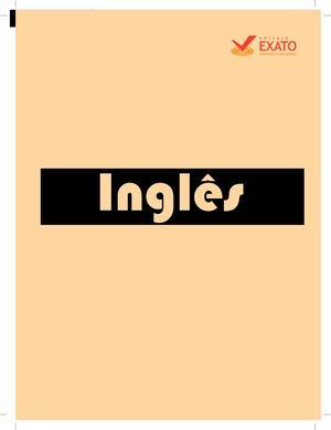 fff22507200 Calaméo - Apostila de línguas 2010 Inglês