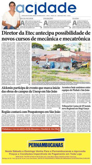 bdefa227931a5 Calaméo - Jornal A Cidade - Edição 952 de 9 3 2013