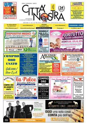 Calaméo - Città Nostra Pordenone del 14.03.2013 n. 1365