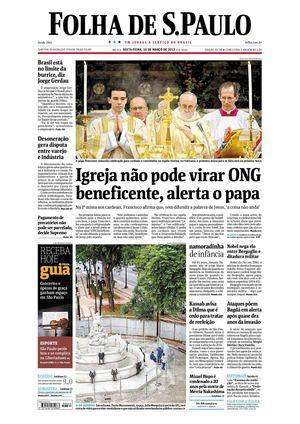 b14040ada Calaméo - Folha de São Paulo 15-03-2013