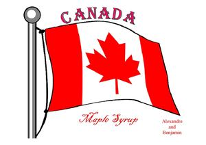 Canada and Maple syrup