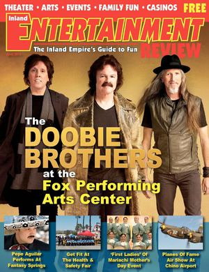 Inland Entertainment Review, April 2013
