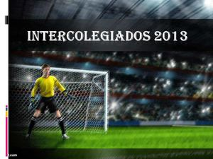 INTERCOLEGIADOS