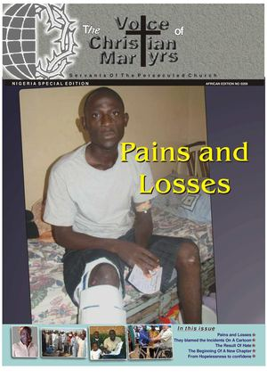 Pains and Losses