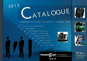 Catalogue WALOMO PLV 2013