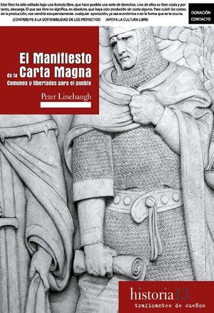 Calaméo - EL MANIFIESTO de la CARTA MAGNA comunes y libertades para ...