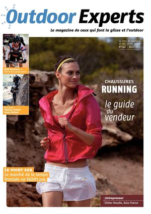 Outdoor Experts magazine n°146 avril 2013