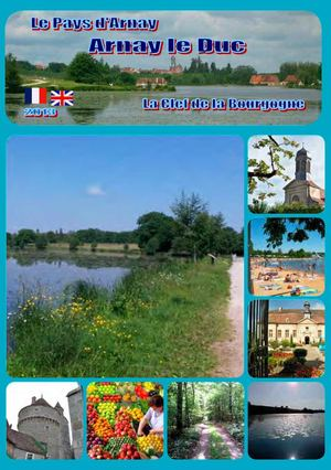 Guide touristique d'Arnay 2013