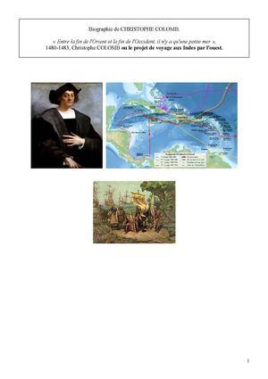Calaméo - Christophe Colomb