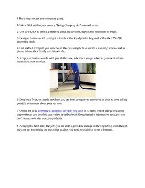 affordable janitorial services roseville