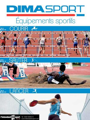 Catalogue DIMA SPORT 2013