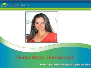 Sania Mirza HoroScopes