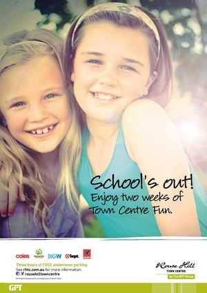 Easter School Holidays Guide