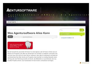 Was Agentursoftware Alles Kann
