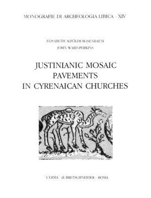 Justinianic mosaic pavements in Cyrenaican Churches