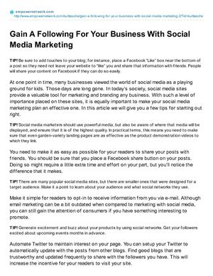 Calaméo - Gain_A_Following_For_Your_Business_With_Social_Media_Marketing