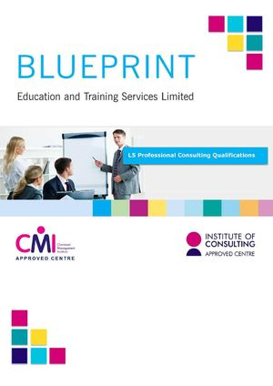 Calamo course guide cmi level 5 professional consulting course guide cmi level 5 professional consulting qualifications malvernweather Image collections