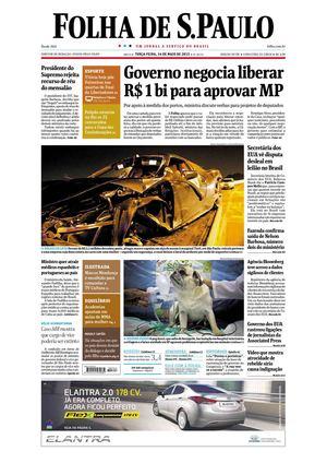 3ad8462d3c7 Calaméo - Folha de São Paulo 14-05-2013