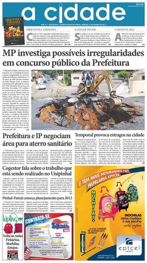 3213006755446 Calaméo - Jornal A Cidade - Edição 894 de 21 1 2012