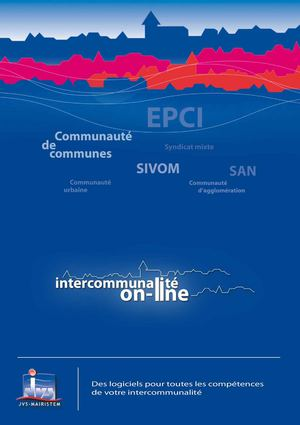 Catalogue Intercommunalité On-Line