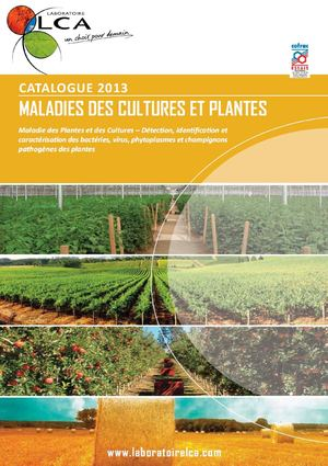 Catalogue Phytodiagnostic LCA 2013
