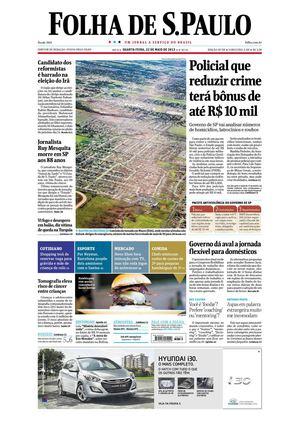 Calaméo - Folha de São Paulo 22-05-2013 b238f17f9eb90