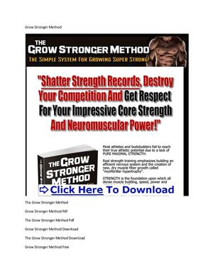 Calaméo - Strength Training Workout At Home + Interval