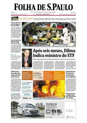 3c26997b9f Calaméo - Folha de São Paulo 24-05-2013