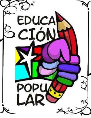 Resultado de imagen para educacion popular