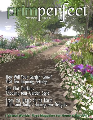 prim perfect issue 47 may 2013 - Prim Garden